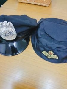 普通の帽子と比較
