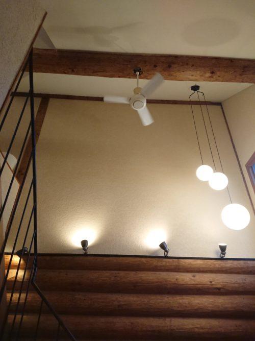 フィオーレ志摩の照明